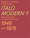 Book > ITALOMODERN 1. Architecture in Northern Italy